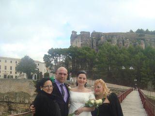 La boda de Gabriel y Miriam