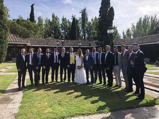 La boda de Luis y Vane 1