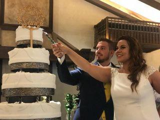 La boda de Luis y Vane