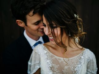 La boda de Elena y Kike