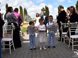 La boda de Lourdes y Jose Manuel  1