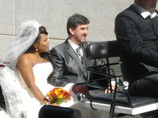 La boda de Juan Antonio y Luciane Aparecida 1