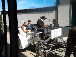 La boda de Juan Antonio y Luciane Aparecida 2