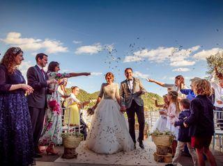 La boda de Maria y Rubén