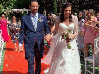 La boda de Magela y Gines