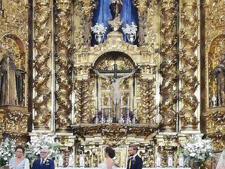 La boda de Sandra y Andrés  1