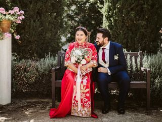 La boda de Gema y Samu