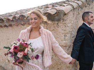 La boda de Míriam y Toni 1