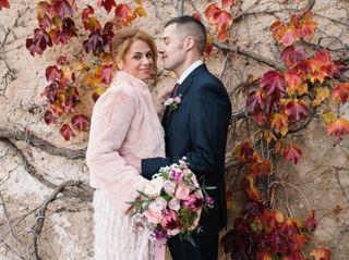 La boda de Míriam y Toni