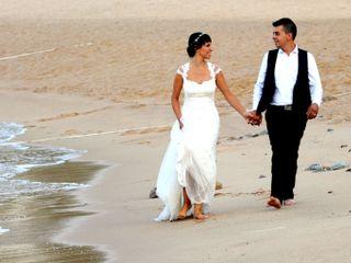 La boda de Ivan y Lidia