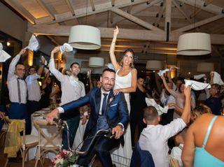 La boda de Núria y Javier