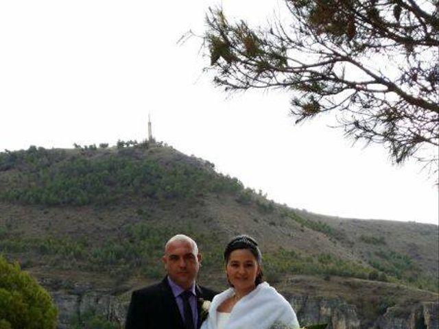 La boda de Miriam y Gabriel en Cuenca, Cuenca 4