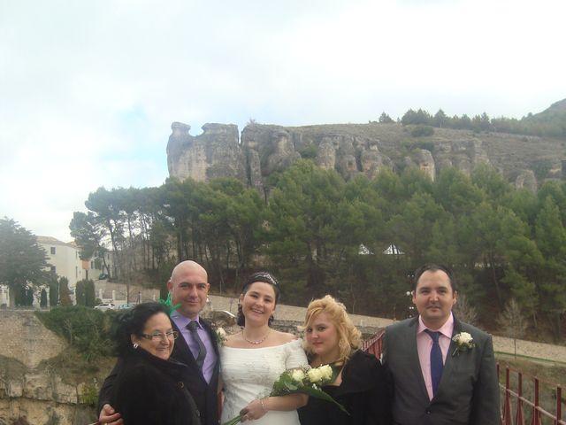 La boda de Miriam y Gabriel en Cuenca, Cuenca 12