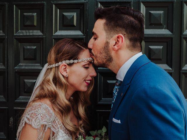 La boda de Francisco y Maria en Rivas-vaciamadrid, Madrid 1