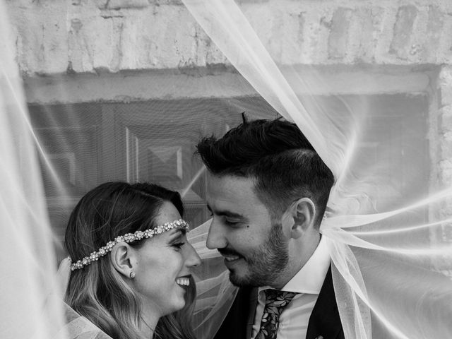 La boda de Francisco y Maria en Rivas-vaciamadrid, Madrid 18