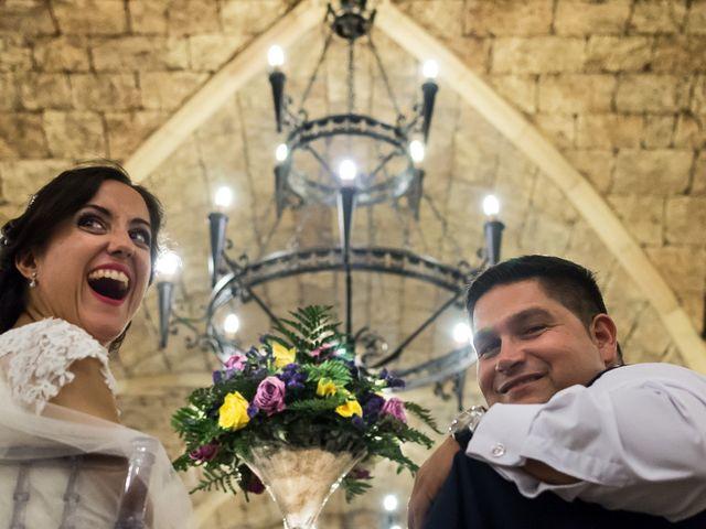 La boda de Ángeles y Juan Antonio