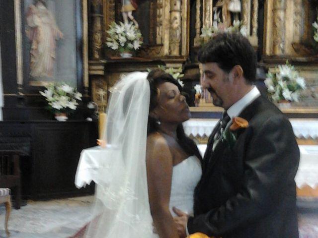 La boda de Luciane Aparecida y Juan Antonio en Trabazos, Zamora 10