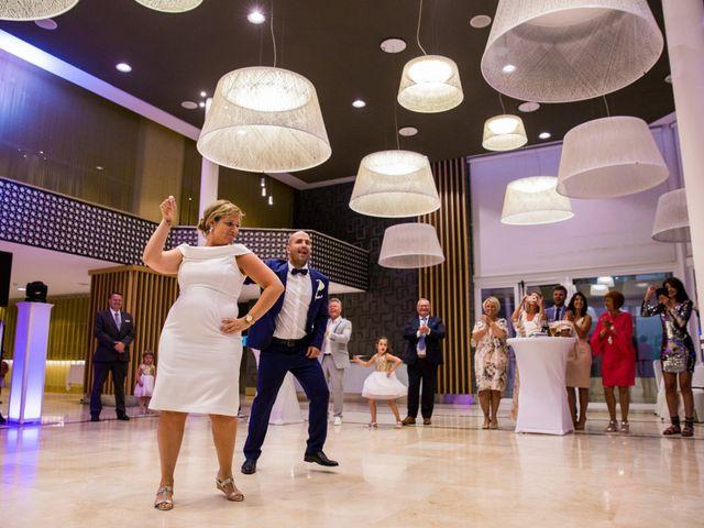 La boda de Charline  y Sebastian  en Benalmadena Costa, Málaga 2