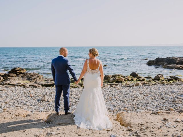 La boda de Charline  y Sebastian  en Benalmadena Costa, Málaga 12