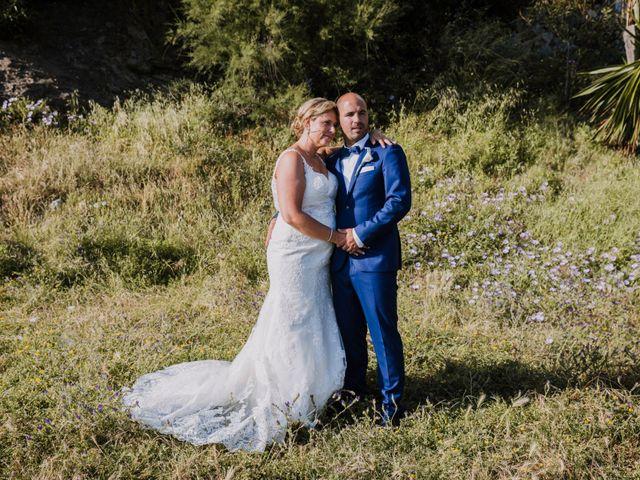 La boda de Charline  y Sebastian  en Benalmadena Costa, Málaga 13