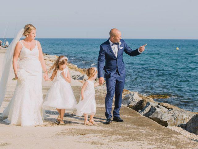 La boda de Charline  y Sebastian  en Benalmadena Costa, Málaga 14
