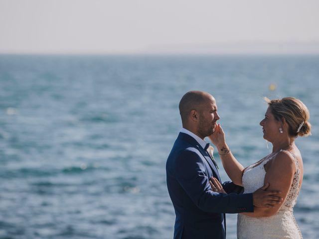 La boda de Charline  y Sebastian  en Benalmadena Costa, Málaga 15
