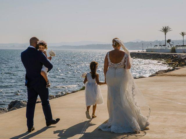 La boda de Charline  y Sebastian  en Benalmadena Costa, Málaga 18