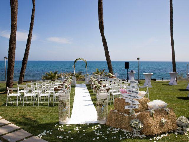 La boda de Charline  y Sebastian  en Benalmadena Costa, Málaga 20
