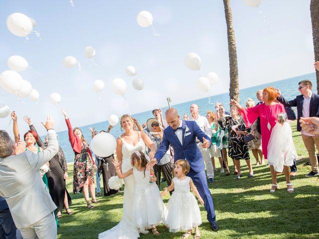 La boda de Charline  y Sebastian  en Benalmadena Costa, Málaga 25