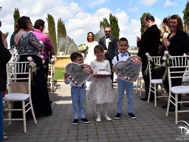 La boda de Jose Manuel  y Lourdes en Heredades, Alicante 1