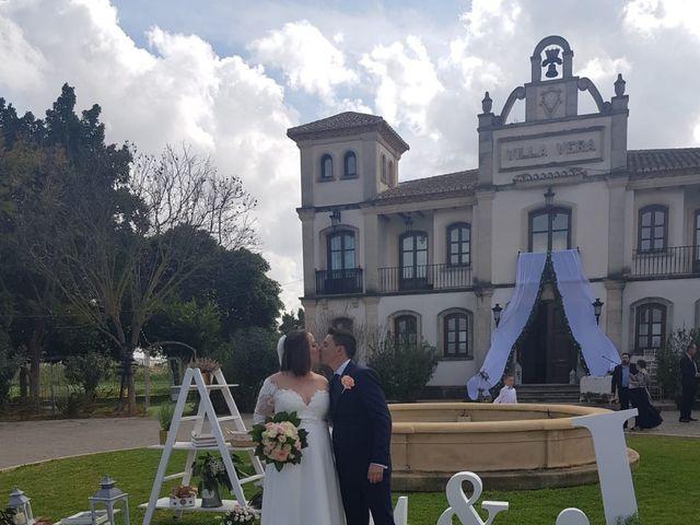 La boda de Jose Manuel  y Lourdes en Heredades, Alicante 2