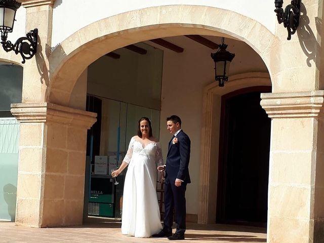 La boda de Jose Manuel  y Lourdes en Heredades, Alicante 7
