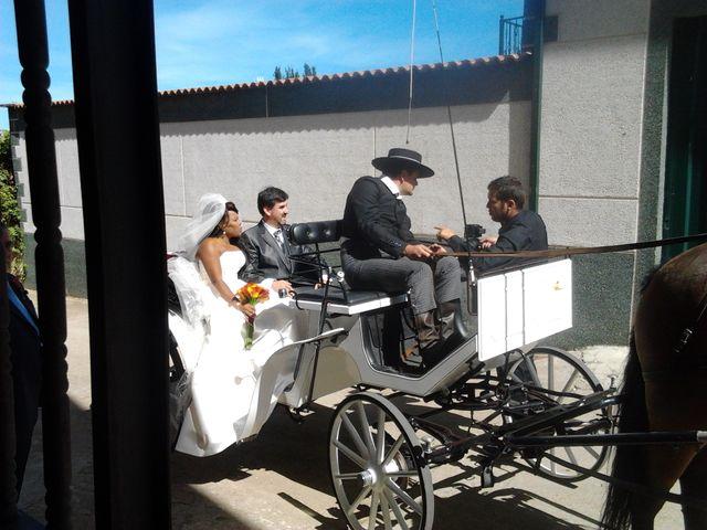 La boda de Luciane Aparecida y Juan Antonio en Trabazos, Zamora 3
