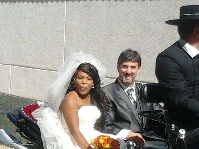 La boda de Luciane Aparecida y Juan Antonio en Trabazos, Zamora 5