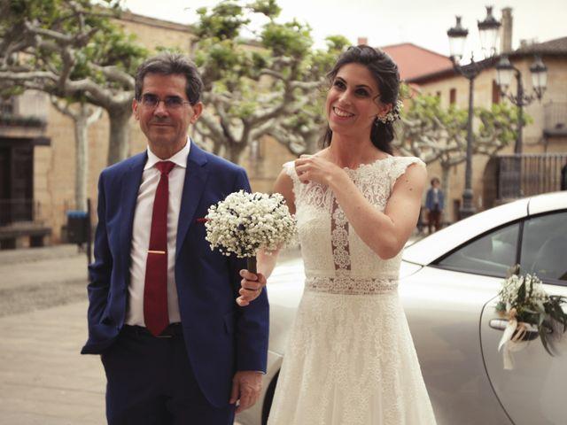 La boda de Alex y Inés en Elciego, Álava 13