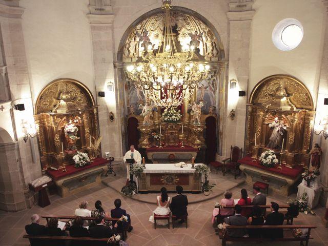 La boda de Alex y Inés en Elciego, Álava 16
