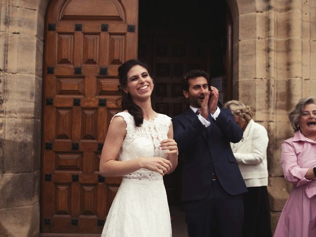 La boda de Alex y Inés en Elciego, Álava 22