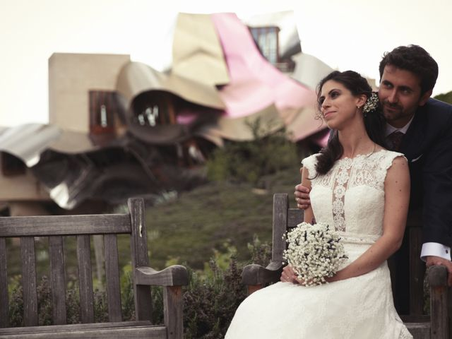 La boda de Alex y Inés en Elciego, Álava 23