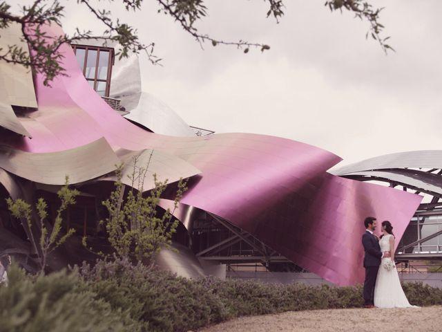 La boda de Alex y Inés en Elciego, Álava 2