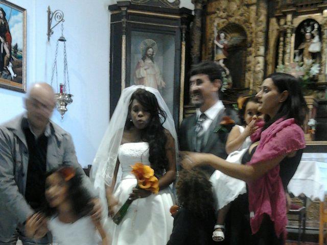 La boda de Luciane Aparecida y Juan Antonio en Trabazos, Zamora 8