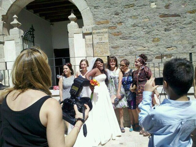 La boda de Luciane Aparecida y Juan Antonio en Trabazos, Zamora 2
