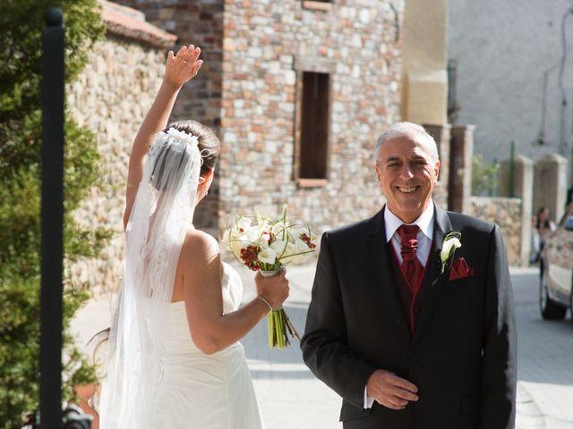 La boda de Luis y Raquel en Sotos De Sepulveda, Segovia 6