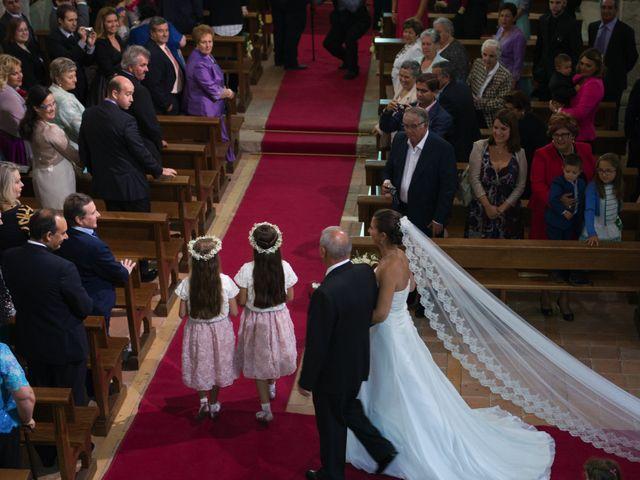La boda de Luis y Raquel en Sotos De Sepulveda, Segovia 7