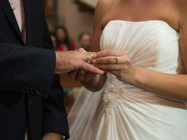 La boda de Luis y Raquel en Sotos De Sepulveda, Segovia 2