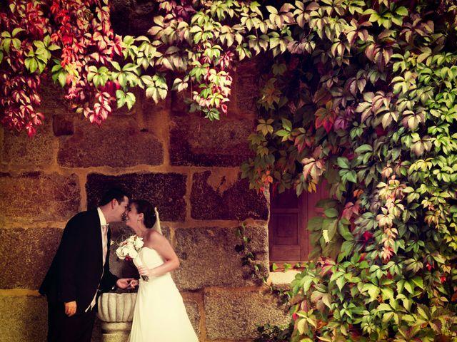 La boda de Luis y Raquel en Sotos De Sepulveda, Segovia 10