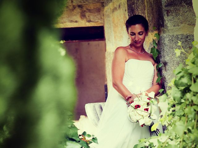 La boda de Luis y Raquel en Sotos De Sepulveda, Segovia 11