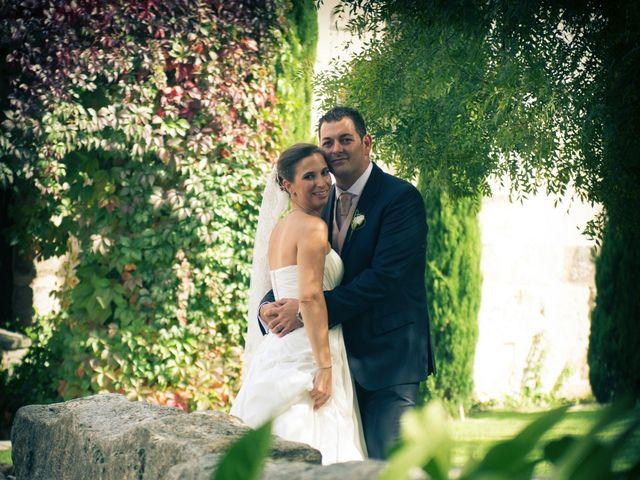 La boda de Luis y Raquel en Sotos De Sepulveda, Segovia 13