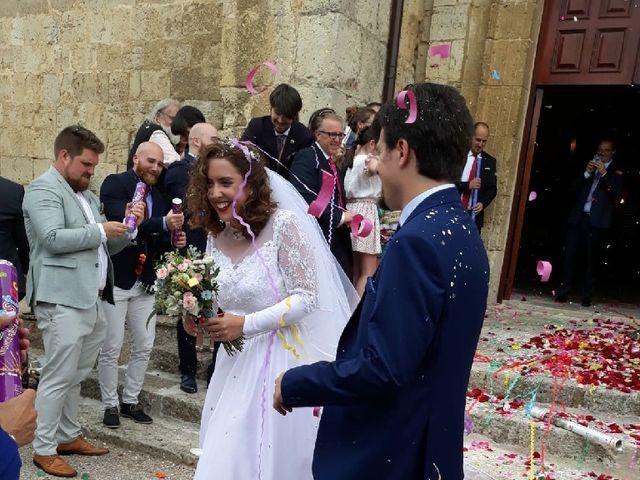 La boda de Gonzalo y Marta en Monzon De Campos, Palencia 3
