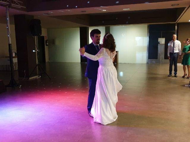 La boda de Gonzalo y Marta en Monzon De Campos, Palencia 1