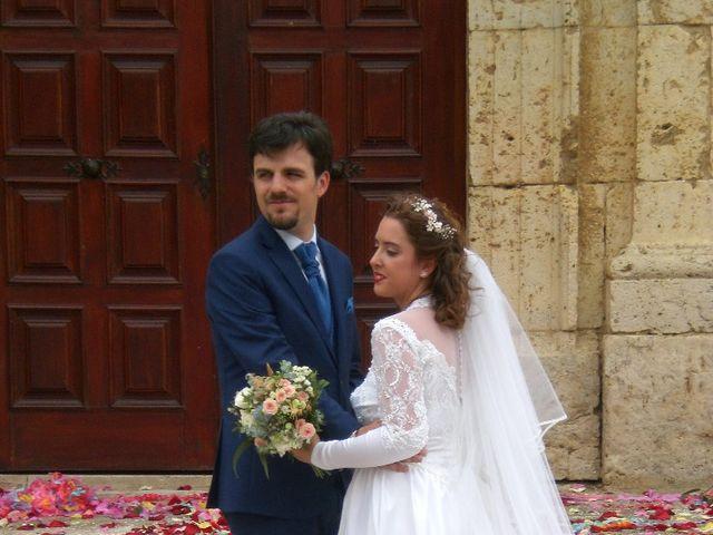 La boda de Gonzalo y Marta en Monzon De Campos, Palencia 5
